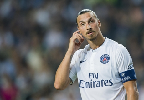Ibrahimovic Out Of Barca Clash