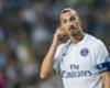 Ibrahimovic out of Barca clash