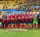 Selección Colombia Femenina en imágenes