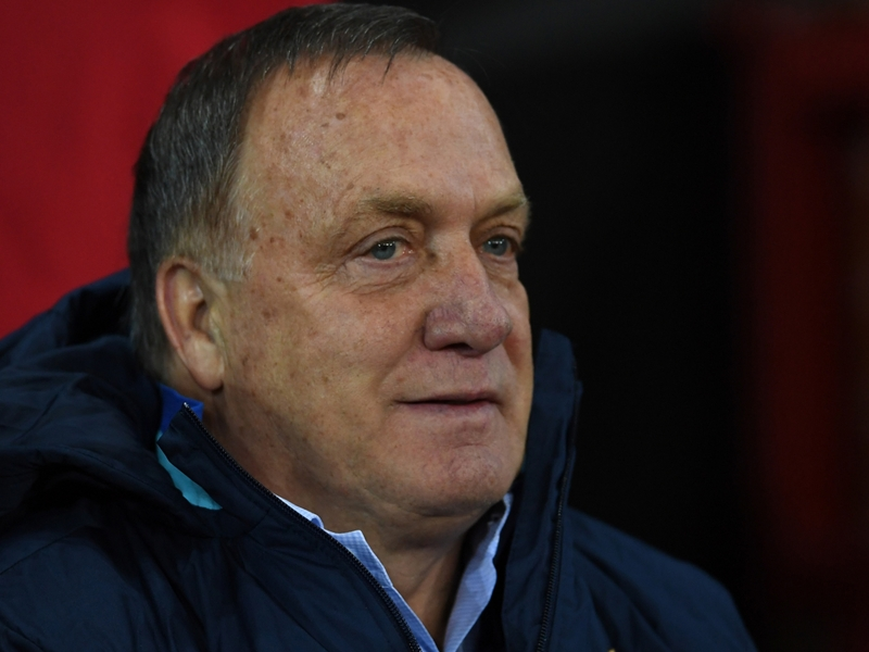Fenerbahce boss Advocaat to retire at end of season