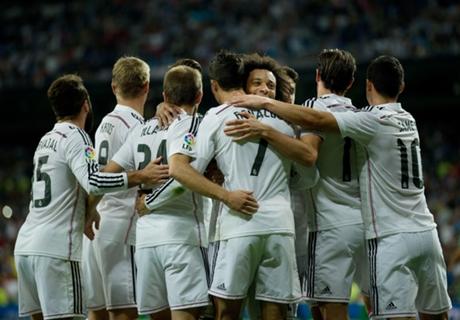 Le Real Madrid et Chelsea, meilleures attaques d'Europe