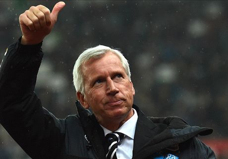 Pardew to continue as Newcastle boss