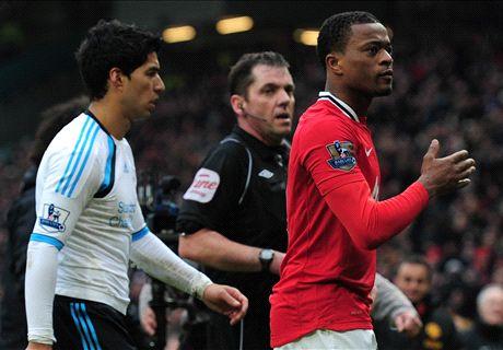 Suarez aggrieved by Evra racism trial
