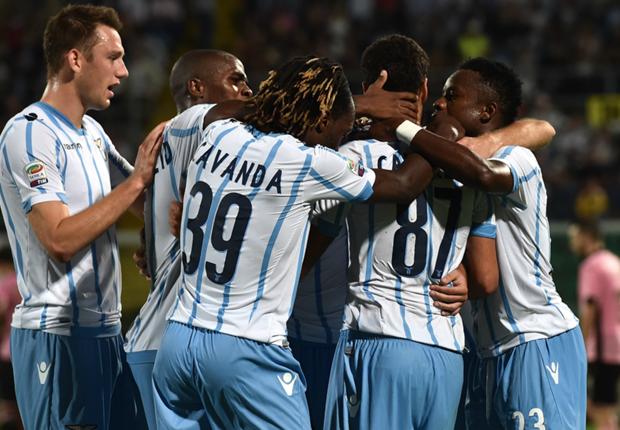 Lazio kann sich über einen klaren Sieg freuen
