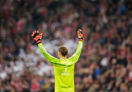 Bayern, Neuer est invincible