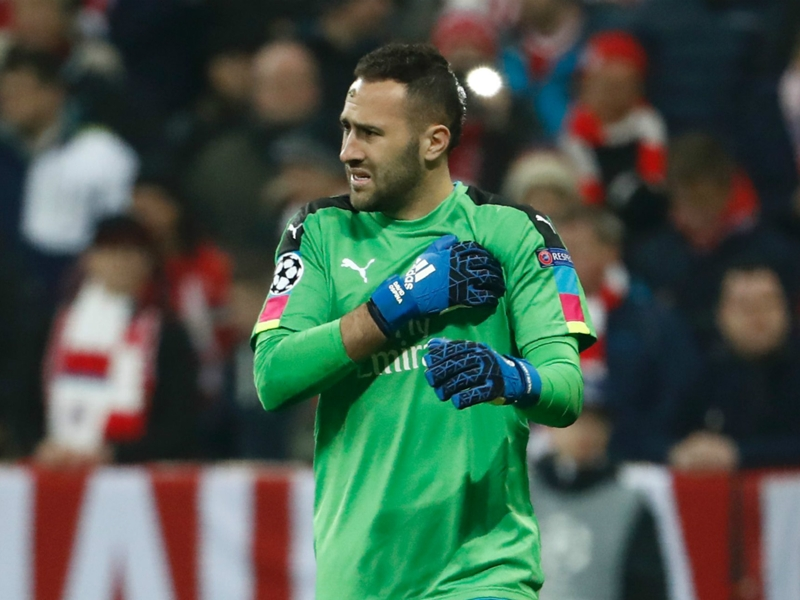 Ospina considering Boca switch but hopes to stay in Europe, says agent