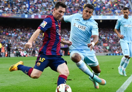 Liga BBVA: Granada - Barcelona