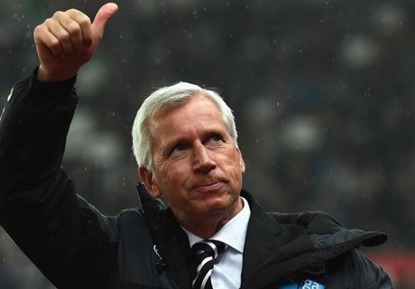 Pardew wants more from Newcastle