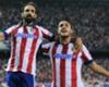 Juanfran: El Atlético, parecido al del año pasado