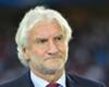 Ärgert sich noch immer über die Pleite gegen Monaco: Rudi Völler