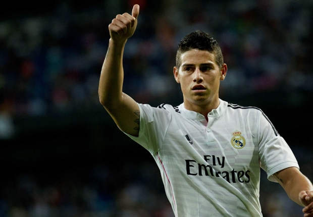 Ancelotti: I can't expect James to be like Di Maria
