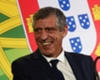 Santos in dug-out for Portugal clash
