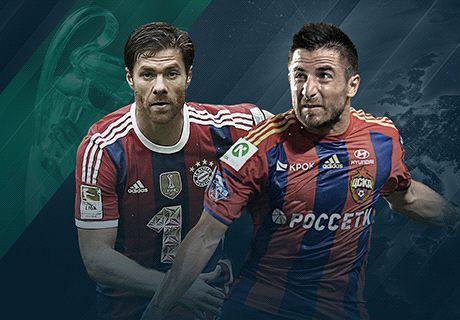 LIVE: CSKA 0-0 Bayern