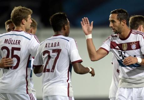 Preview: Frankfurt-Bayern
