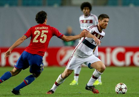 Preview: Bayern-CSKA Moscow