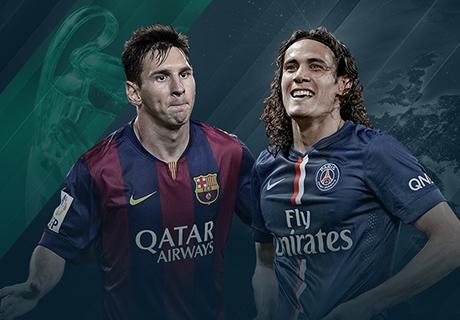 EN VIVO: PSG - Barcelona