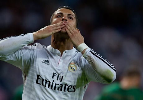 'Madrid the best team in the world'
