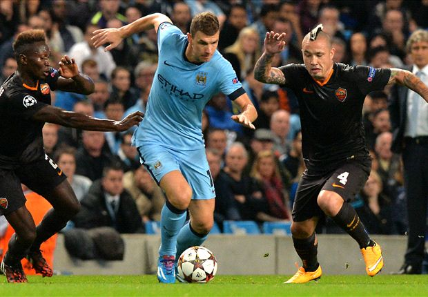 Manchester City 1-1 Roma: Stalemate leaves Blues with uphill struggle