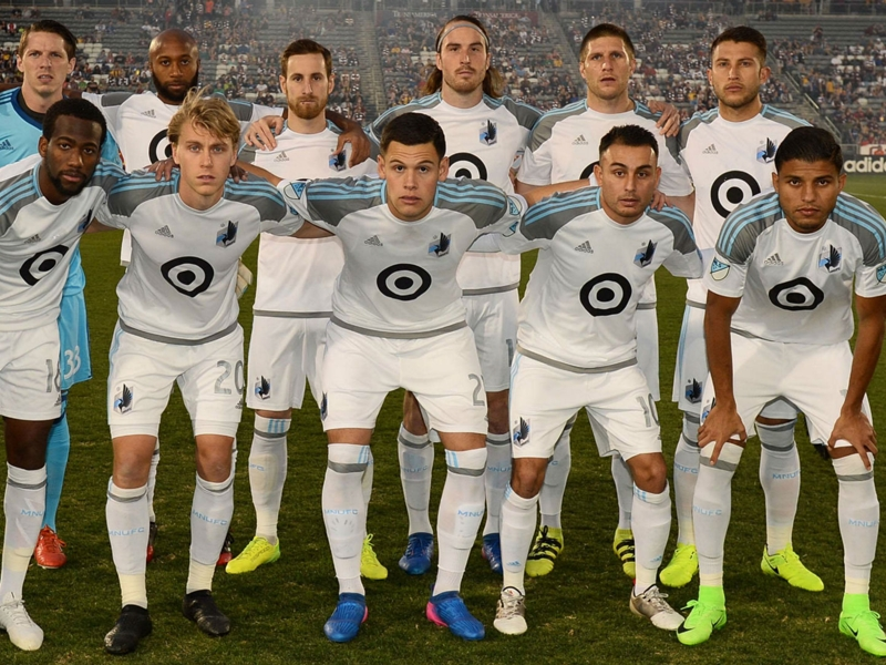 Minnesota United picks up first MLS point in franchise history