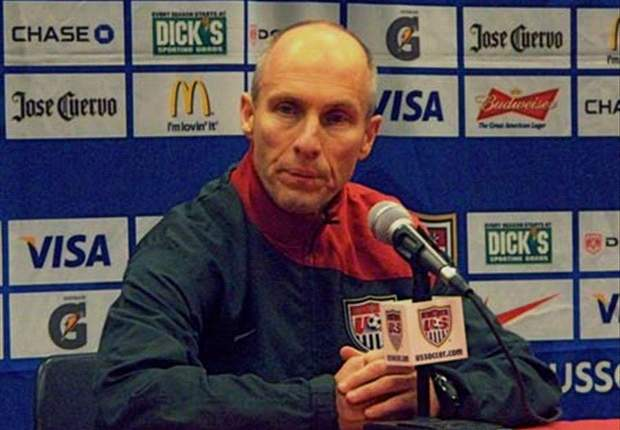 Our Reputation Has Been Enhanced - USA Coach Bob Bradley