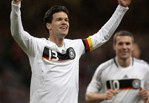 Michael Ballack hangs up his boots and reflects on a career that included spells at Chelsea and Bayern Munich