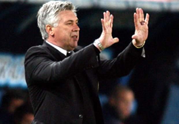 Ancelotti Praises Milan's Persistence; Hails Ronaldinho & Pato