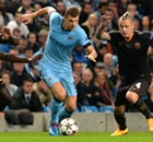 Dzeko close to City return