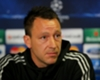Terry proud after 100th UCL match