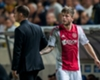 De Boer: We were lord and master
