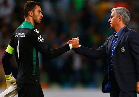 Mourinho: CL destiny in our hands