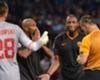 Rudi García e Maicon comemoram empate fora de casa contra o Manchester City