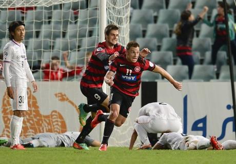 Sanfrecce triumph to inspire Wanderers against Seoul