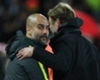 Pep: Klopp celebrates better than me