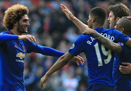 Man Utd up to fifth with Boro win