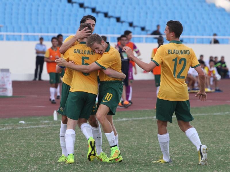 Australia U-19 Umumkan Skuat Ke Piala Asia 2014