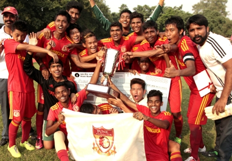 Pune Colts triumph in Chandigarh