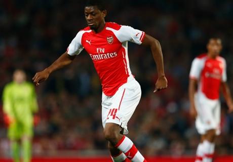 Arsenal, Diaby absent mais encensé par Wenger