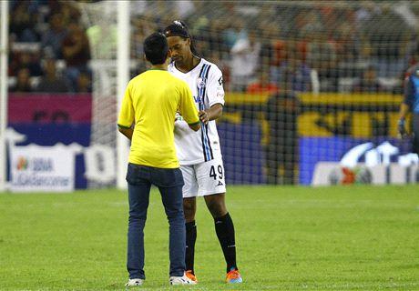 Angola lonkt voor Ronaldinho