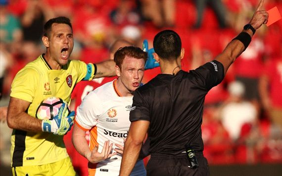 WATCH: Crazy scenes in stoppage time