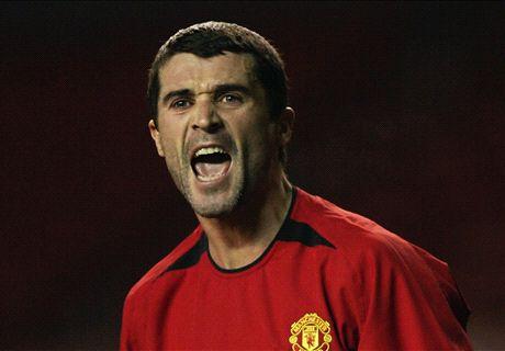 Keane: I've never been a United fan