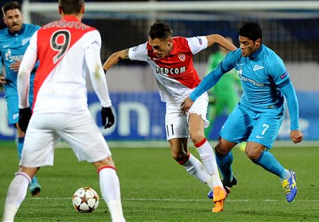 Match Report: Zenit 0-0 Monaco