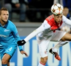 Champions League: Zenit 0-0 Mónaco