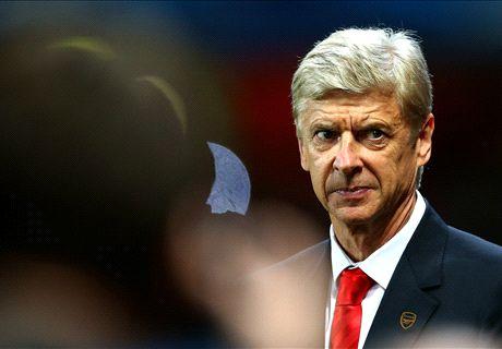 Wenger: Arsenal gunning for Man City