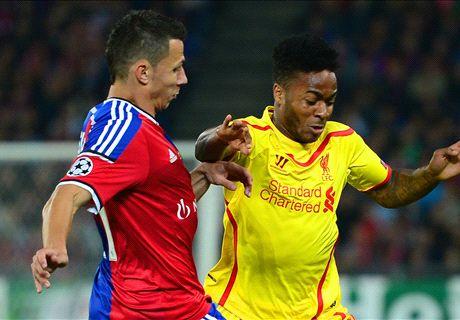 LIVE: Basel 1-0 Liverpool