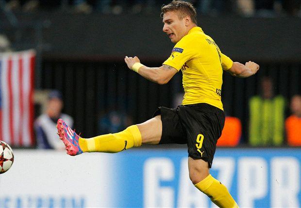 Anderlecht 0-3 Borussia Dortmund: Immobile and Ramos keep Klopp's men on top