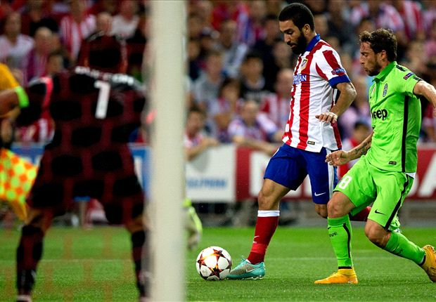 Atletico Madrid 1-0 Juventus: Turan fires Spanish champions to victory