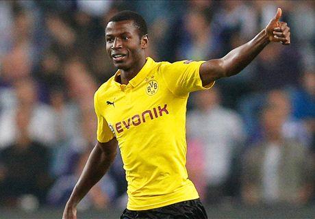 Ramos stars in Dortmund cruise