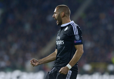 Benzema delighted with Madrid victory