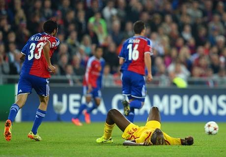 Basel te sterk voor pover Liverpool