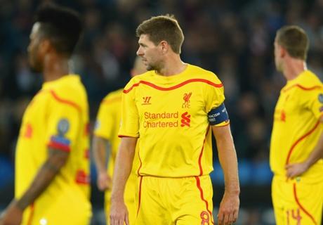 Gerrard: Liverpool Terlalu Lembut